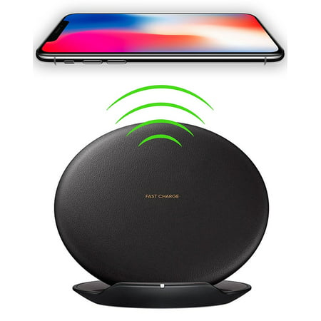 Lg G2 (Carrier Dependent) Wireless Quick Charger Fast Charge 10W for iPhone X, iPhone 8, iPhone 8 Plus,Samsung Note 8, S6 Edge +, S7, S7 Edge, S8 and S8 Plus, etc. by