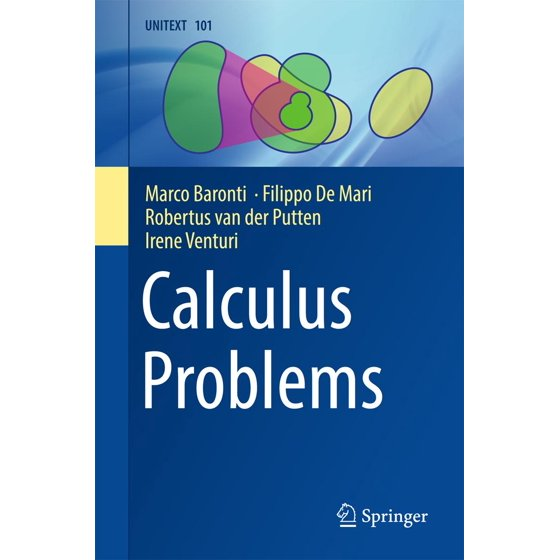 Calculus Problems - eBook