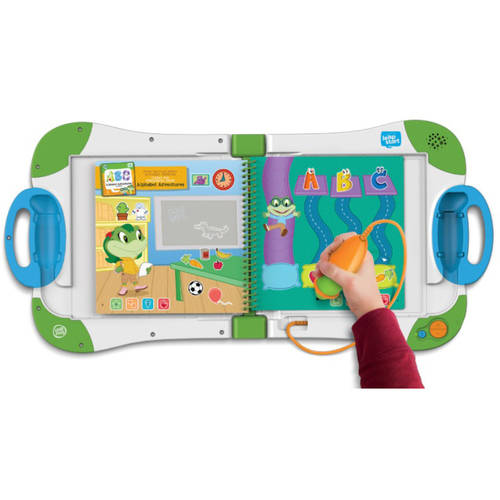 LeapFrog LeapStart Interactive Learning System Preschool and Pre-Kindergarten for Kids Ages 2-4, Works with all LeapStart Books