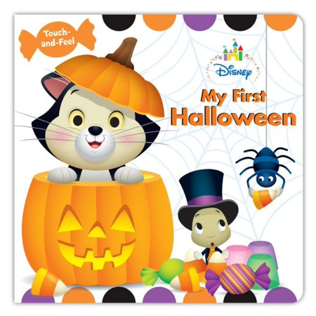 Disney Baby My First Halloween (Board Book)](Baby First Halloween)