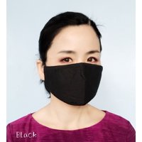 Reusable Cotton Face Mask with Filter Pocket