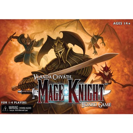 Wizkids Mage Knight Board Game