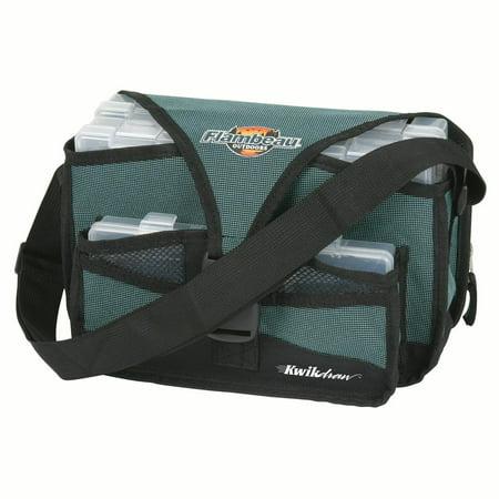 Flambeau Kwikdraw Soft Side Tackle Bag, 4501ST