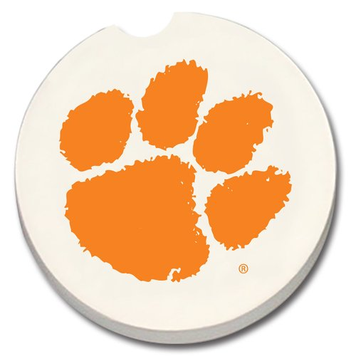 CounterArt NCAA Car Coaster (Set of 2)