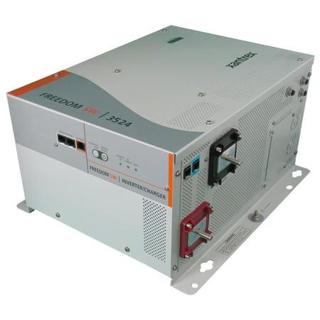 Xantrex 16133656 Freedom Sw3524 230v Sine Wave Inverter/charger - (Xantrex Freedom Marine Inverter)