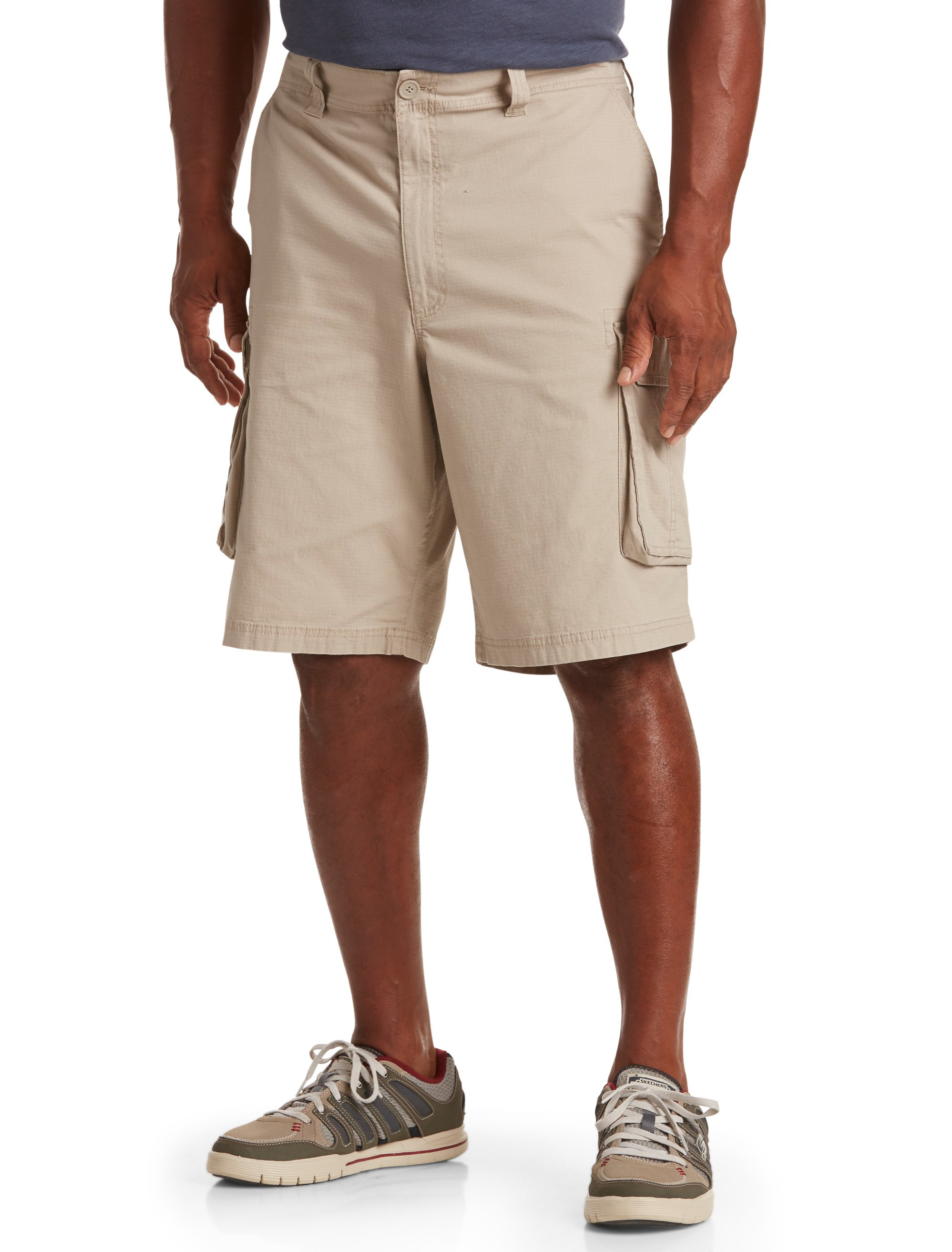 Men's Big & Tall True Nation Stretch Cargo Shorts