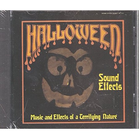Halloween Sound Effects Volume 1