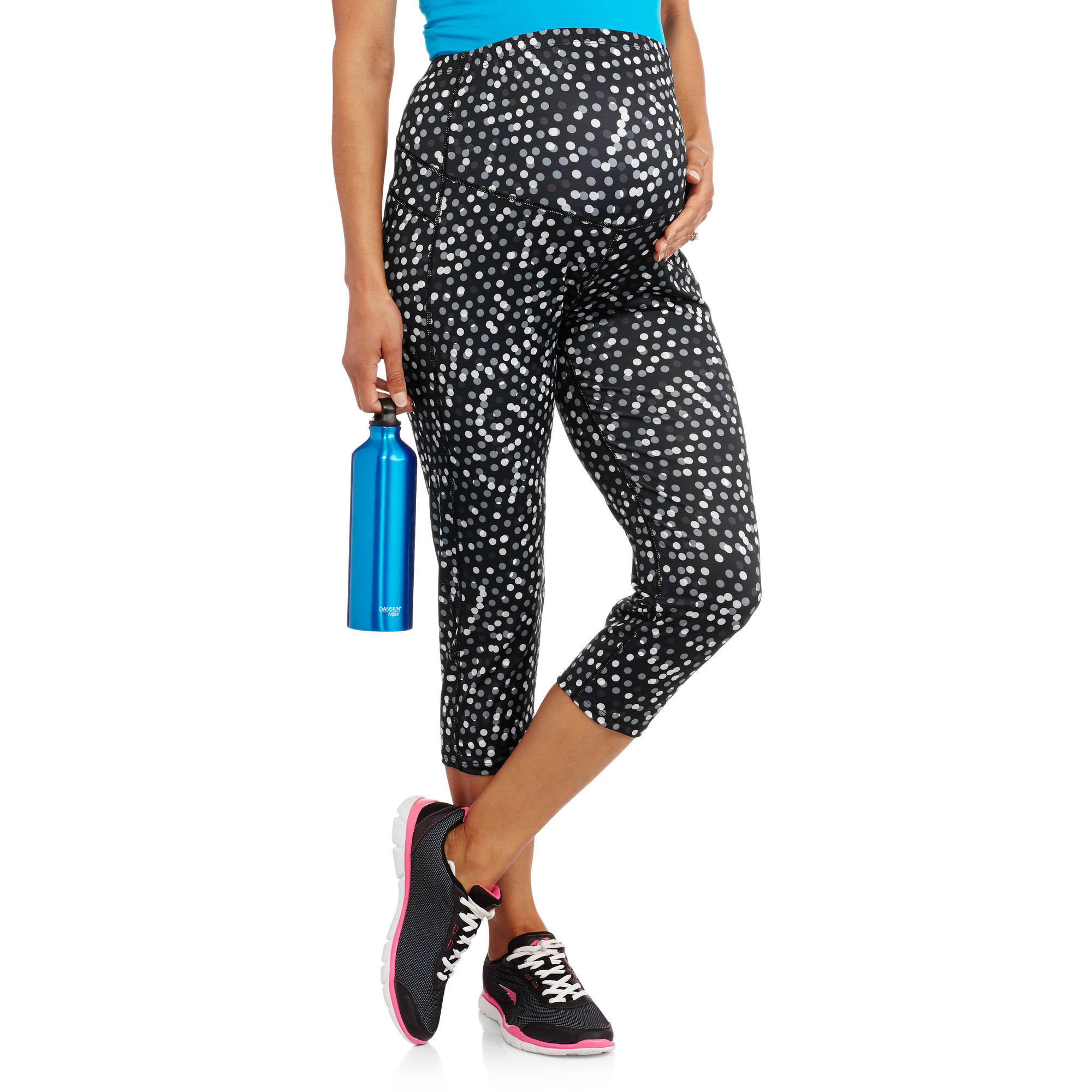 Nurture by Lamaze Maternity Full Panel Workout Capris