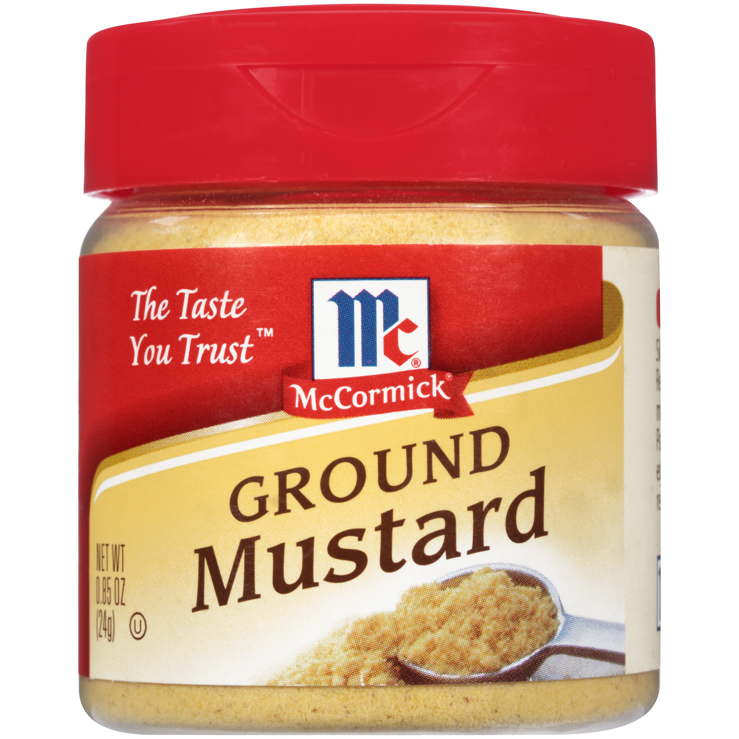 McCormick Specialty Herbs And Spices Ground Mustard, .85 oz by McCormick & Co, Inc.
