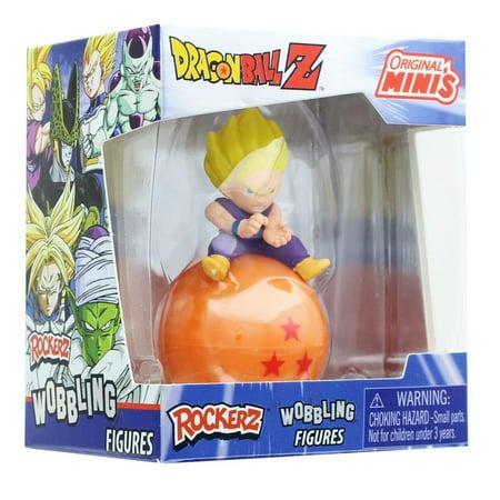 Dragon Ball Z 2-Inch Rockerz Figure - Super Saiyan