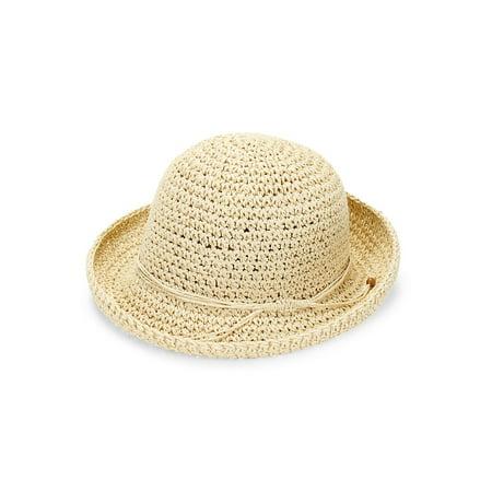 Wheat Crochet Hat