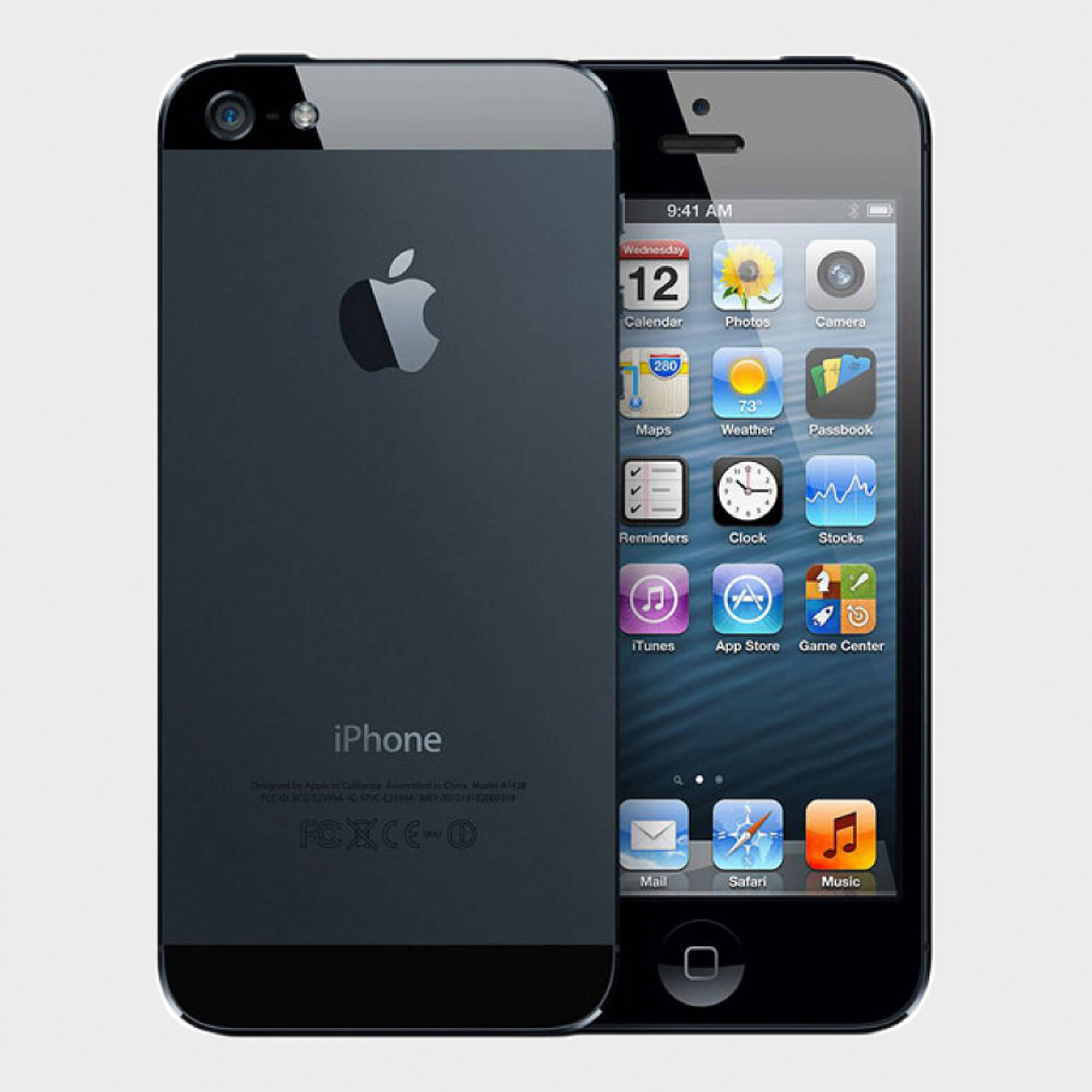 Refurbished Apple iPhone 5 32GB GSM Smartphone (Unlocked)
