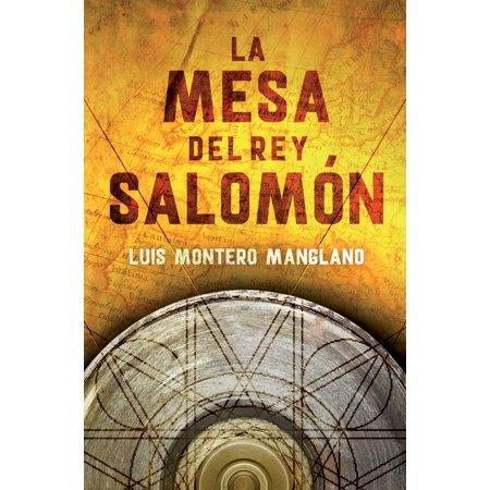 La mesa del rey Salomón (Los buscadores 1) - eBook](La Mesa Halloween Events)