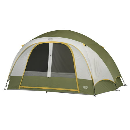 Wenzel 11 X 9 Evergreen 6 Person Family Dome Camping