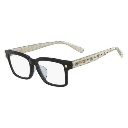 99e736b1e1 MCM MCM2649A Eyeglasses 024 Black Gold Marble Glitter Vise - Walmart.com