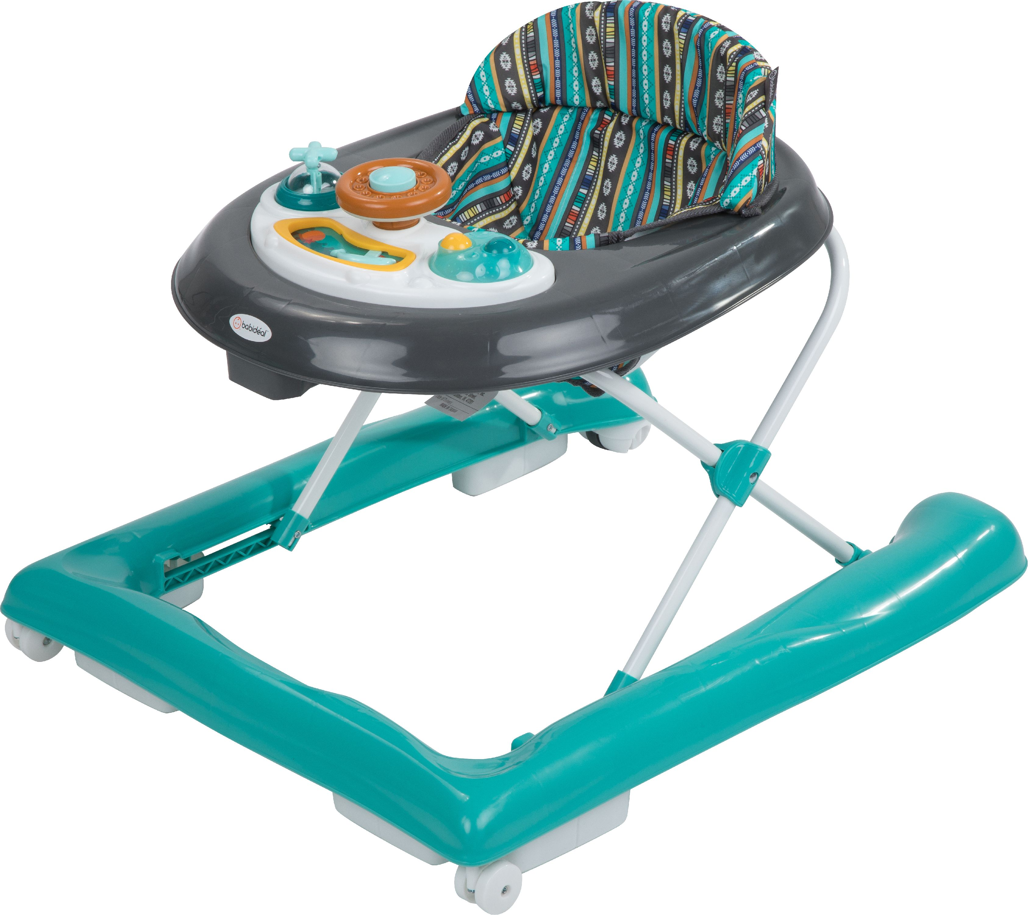 Babideal Rover Activity Walker, Boho - Walmart com