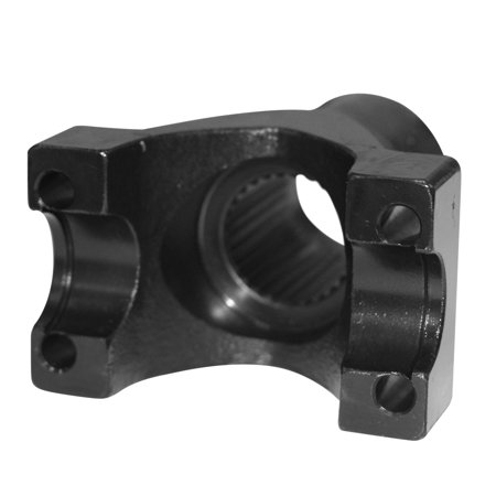 G2 Axle and Gear 90-2011-33U Pinion Yoke; Ford 9 in. Yoke; 1330 Series; Forged; U-bolt Style; U-bolts Not Included;