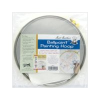 "Aunt Martha's 10"" Hoop with Blotter Pkg"