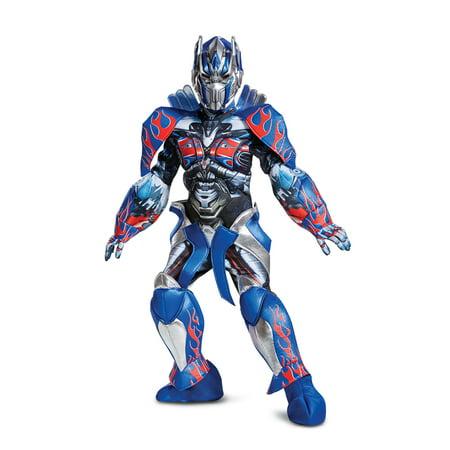 Boys Prestige Optimus Prime Transformers Costume - Costume Transformers