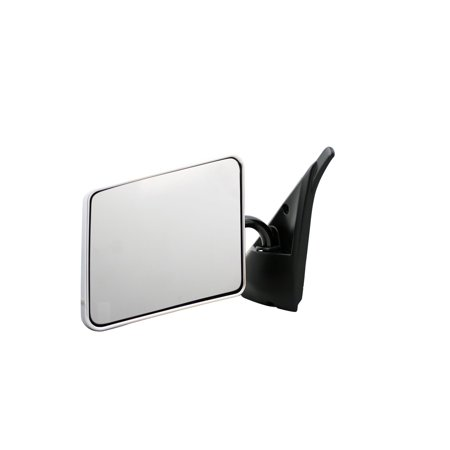 For Chevrolet S10 Blazer Chrome Manual Replacement Driver Side Mirror (MI-073)