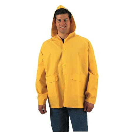 Yellow  Heavyweight PVC - Yellow Jacket Superhero