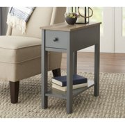 Better Homes & Gardens Laurel Accent Table with Drawer, Multiple Finishes