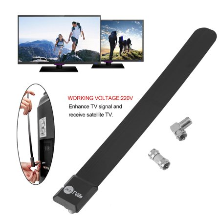 New Clear TV Key HDTV FREE TV Digita l Indoor Antenna Ditch Cable As Seen on TV Clear TV Key Antenna Aerial HDTV Digita l Indoor Antenna TV Ditch