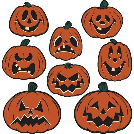 Vintage Halloween Craft Supplies (Vintage Halloween Pumpkin)