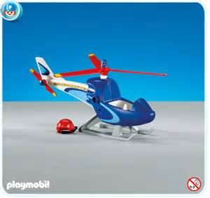 Playmobil Add-On Series Light Helicopter by Playmobil