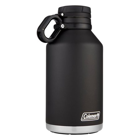 Coleman Vacuum Insulated Stainless Steel Growler, 64oz/1900mL
