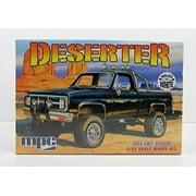 Auto World 1:25 Scale 1984 GMC Pickup Deserter MPC 847 New Truck Model Kit