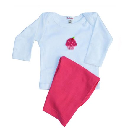 Loralin Design GOC6 Cupcake Outfit, 6-12 Months - Cupcake Outfits For Adults