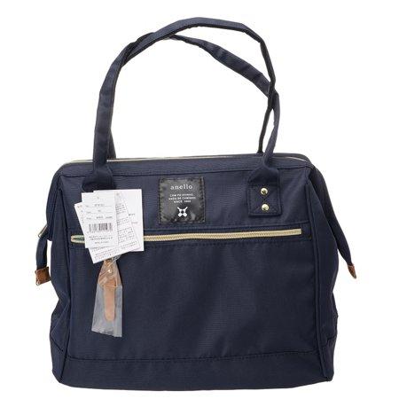 Anello Official Blue Japan Fashion Top-Handle Sport Gym Travel Duffel Bag  AT-B1221-NV - Walmart.com 72c507da1a796