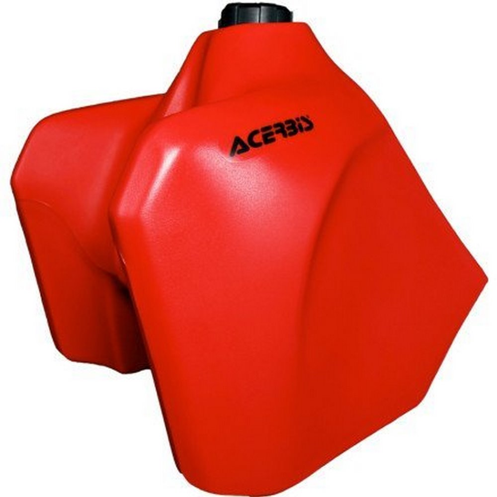 Acerbis Fuel Tank - Red - 5.8 Gal., Color: Red 2062480229