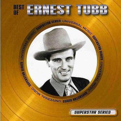 Ernest Tubb - Best of Superstar Series [CD]