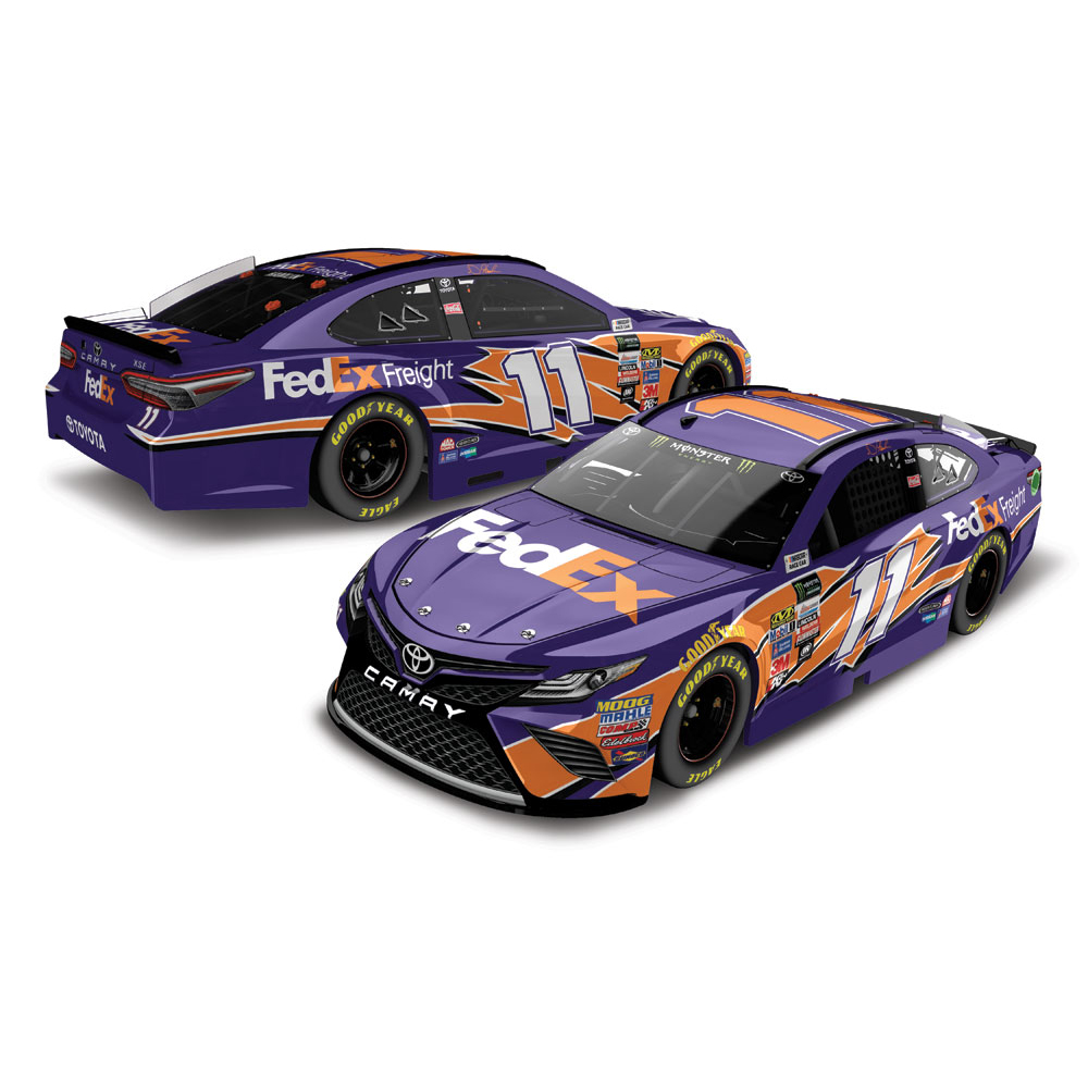 Denny Hamlin Action Racing 2017 #11 FedEx Freight 1:24 Monster Energy Nascar Cup Series... by Lionel LLC