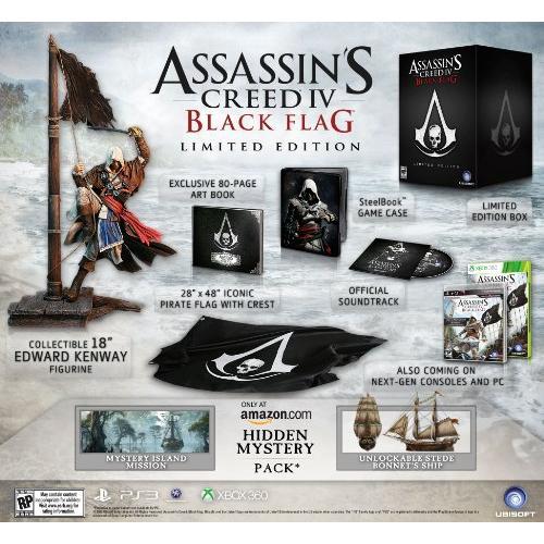Ubisoft 39811 Assassins Creed Iv B F Ce Ps3