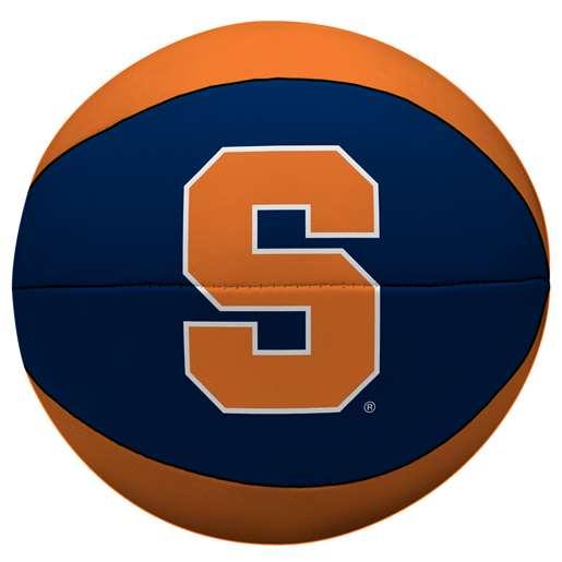 Syracuse University Orange Free Throw 4 Softee Basketball
