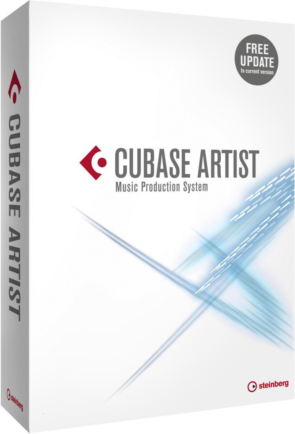 Steinberg Cubase Artist 9 Upgrade From Cubase AI by Steinberg