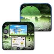 Skin Decal Wrap for Nintendo 2DS sticker Saturn