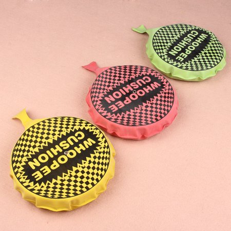 Fashion Whoopee Cushion Jokes Gags Pranks Maker Trick Funny Toy Fart - Whoopee Toy Shop