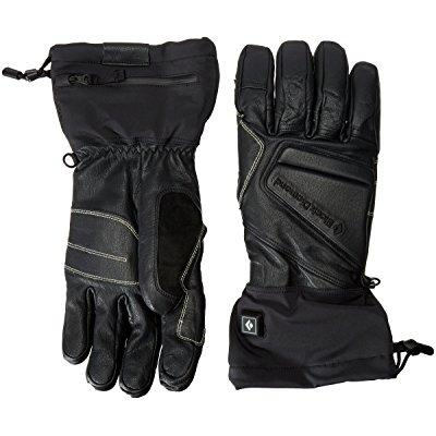 Black Diamond solano ski glove - black large