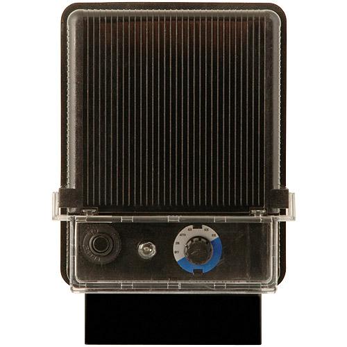 Moonrays 95431 120-Watt Control Box for Outdoor Low Voltage Lighting with Light-Sensor and Raintight Case, Black Finish