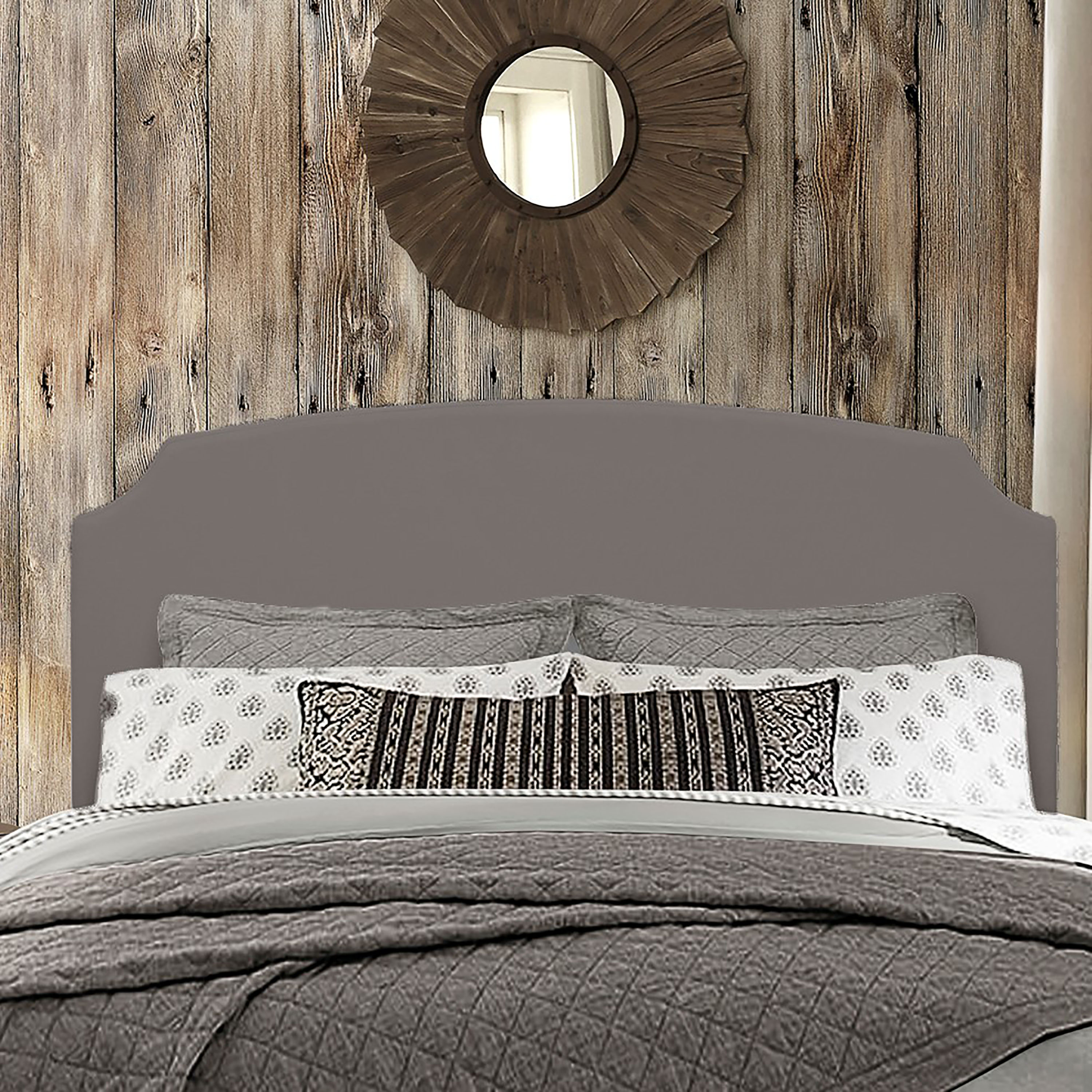 Hillsdale Furniture Desi Upholstered Headboard, Multiple Sizes