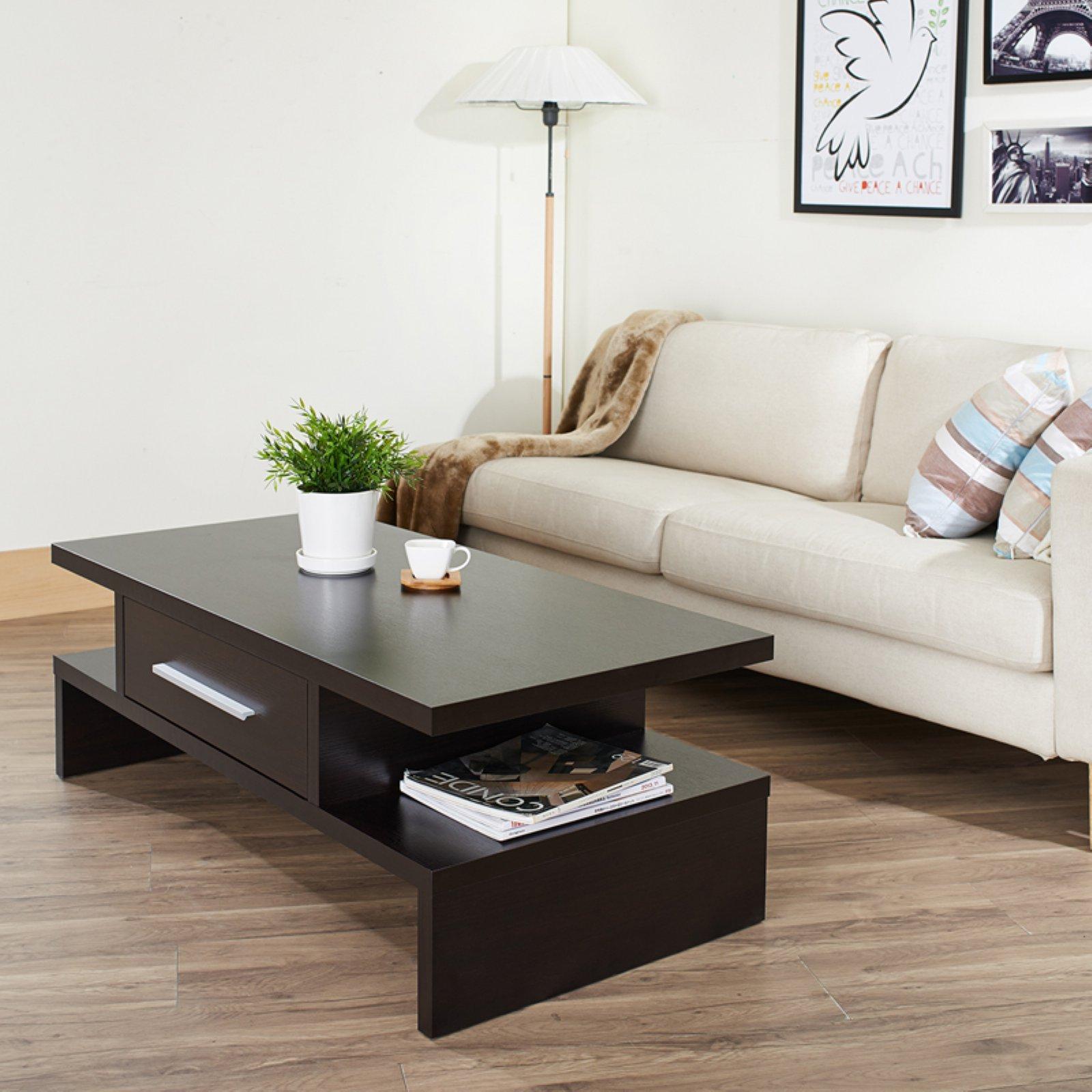 Furniture of America Tepekiie Coffee Table