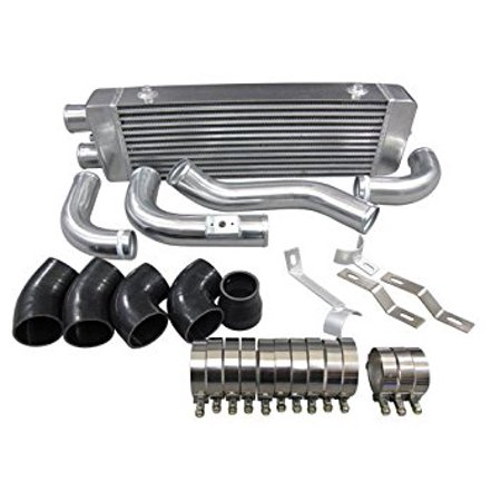 Turbo Front Mount FMIC Intercooler Kit For 99-05 VW Jetta 1.8T GLI
