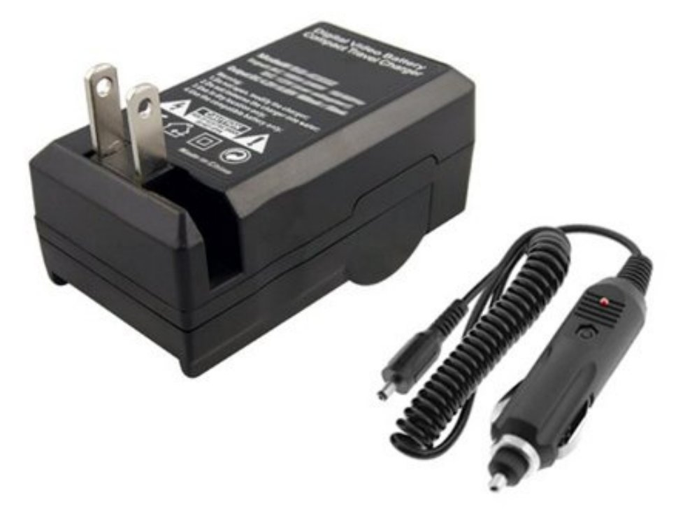 EN-EL3e Battery Charger for Nikon D90 D200 D300 D300S D700 Digital SLR Camera More!!