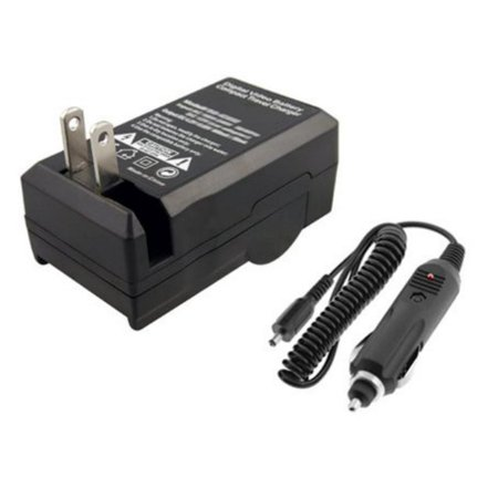 BM Premium 2-Pack of DMW-BLG10 Batteries and Battery Charger for Panasonic Lumix DC-ZS70, DMC-GX80, DMC-GX85, DMC-ZS60, DMC-ZS100, DMC-GF6, DMC-GX7K, DMC-LX100K Digital Camera - image 1 de 5