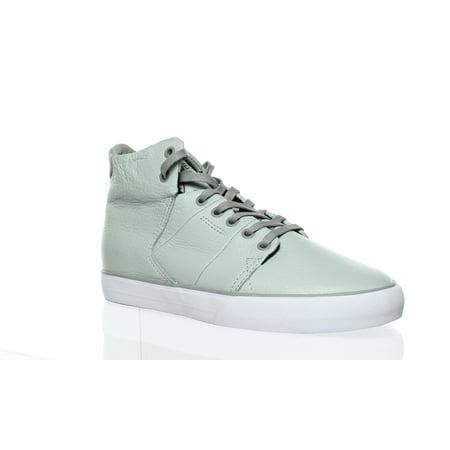 Globe Mens Los Angered Grey Skateboarding Shoes Size 5