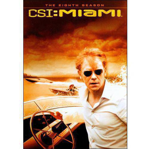 CSI MIAMI-8TH SEASON (DVD/7 DISCS)